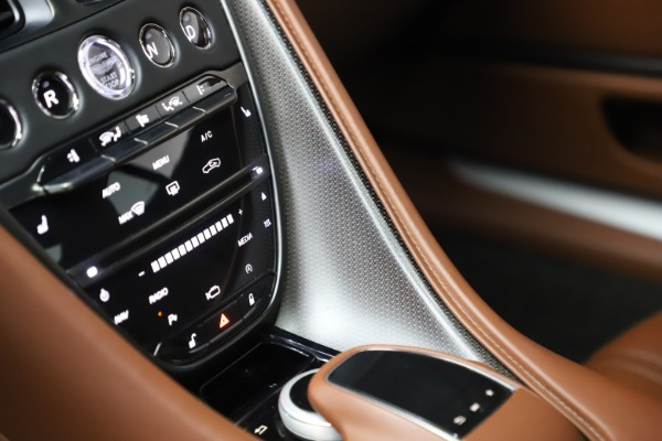 Used 2017 Aston Martin DB11 V12 Coupe for sale $134,900 at Maserati of Greenwich in Greenwich CT 06830 27