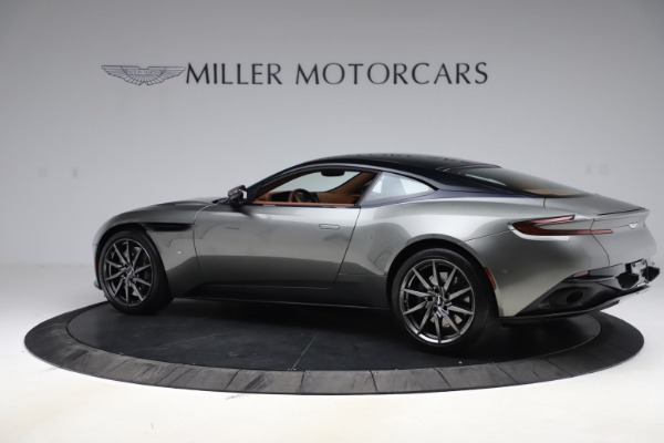 Used 2017 Aston Martin DB11 V12 Coupe for sale $134,900 at Maserati of Greenwich in Greenwich CT 06830 3