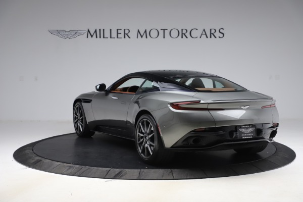 Used 2017 Aston Martin DB11 V12 Coupe for sale $134,900 at Maserati of Greenwich in Greenwich CT 06830 4