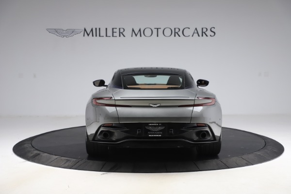 Used 2017 Aston Martin DB11 V12 Coupe for sale $134,900 at Maserati of Greenwich in Greenwich CT 06830 5
