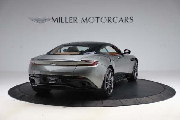 Used 2017 Aston Martin DB11 V12 Coupe for sale $134,900 at Maserati of Greenwich in Greenwich CT 06830 6