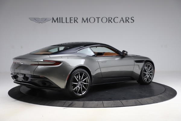 Used 2017 Aston Martin DB11 V12 Coupe for sale $134,900 at Maserati of Greenwich in Greenwich CT 06830 7