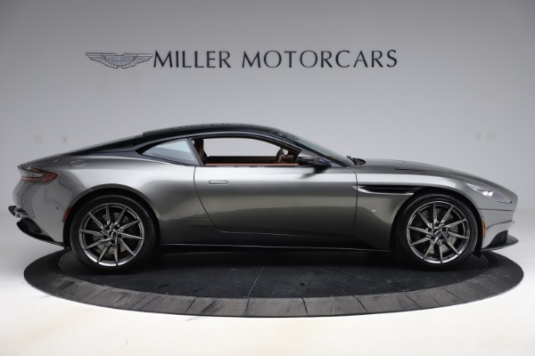 Used 2017 Aston Martin DB11 V12 Coupe for sale $134,900 at Maserati of Greenwich in Greenwich CT 06830 8