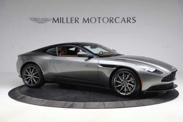 Used 2017 Aston Martin DB11 V12 Coupe for sale $134,900 at Maserati of Greenwich in Greenwich CT 06830 9