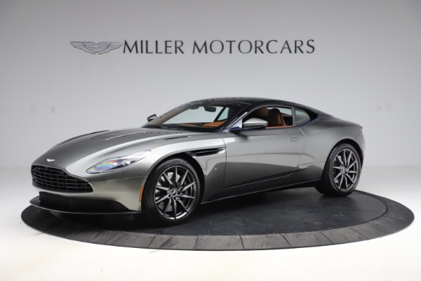 Used 2017 Aston Martin DB11 V12 Coupe for sale $134,900 at Maserati of Greenwich in Greenwich CT 06830 1