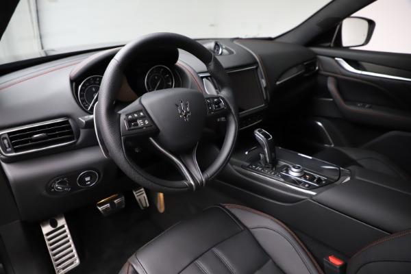 New 2021 Maserati Levante Q4 GranSport for sale $94,985 at Maserati of Greenwich in Greenwich CT 06830 13