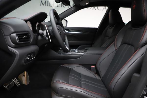 New 2021 Maserati Levante Q4 GranSport for sale $94,985 at Maserati of Greenwich in Greenwich CT 06830 14