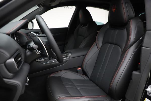 New 2021 Maserati Levante Q4 GranSport for sale $94,985 at Maserati of Greenwich in Greenwich CT 06830 15
