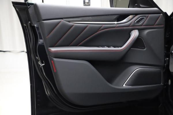 New 2021 Maserati Levante Q4 GranSport for sale $94,985 at Maserati of Greenwich in Greenwich CT 06830 16