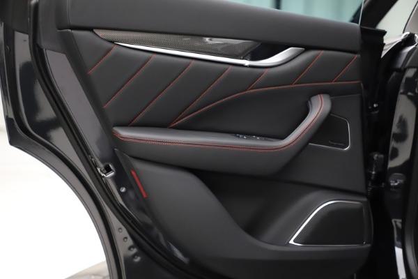 New 2021 Maserati Levante Q4 GranSport for sale $94,985 at Maserati of Greenwich in Greenwich CT 06830 20