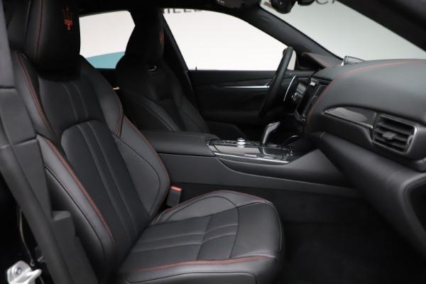 New 2021 Maserati Levante Q4 GranSport for sale $94,985 at Maserati of Greenwich in Greenwich CT 06830 22