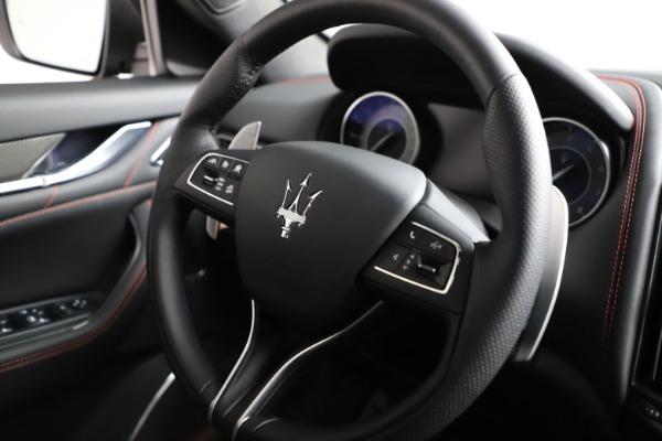 New 2021 Maserati Levante Q4 GranSport for sale $94,985 at Maserati of Greenwich in Greenwich CT 06830 24