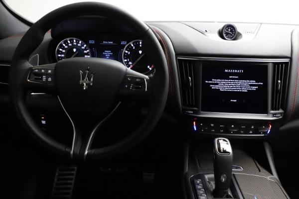 New 2021 Maserati Levante Q4 GranSport for sale $94,985 at Maserati of Greenwich in Greenwich CT 06830 25