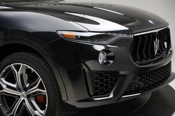 New 2021 Maserati Levante Q4 GranSport for sale $94,985 at Maserati of Greenwich in Greenwich CT 06830 26
