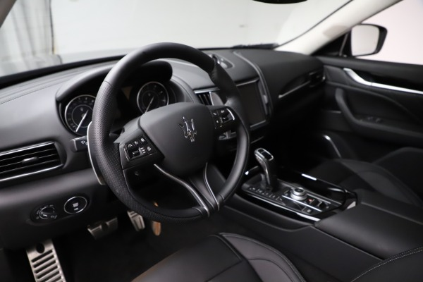 New 2021 Maserati Levante Q4 GranSport for sale $93,585 at Maserati of Greenwich in Greenwich CT 06830 13