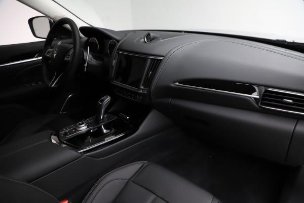 New 2021 Maserati Levante Q4 GranSport for sale $93,585 at Maserati of Greenwich in Greenwich CT 06830 21