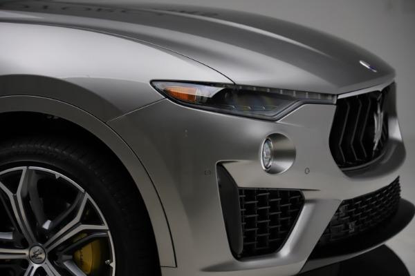 New 2021 Maserati Levante Q4 GranSport for sale $93,585 at Maserati of Greenwich in Greenwich CT 06830 25