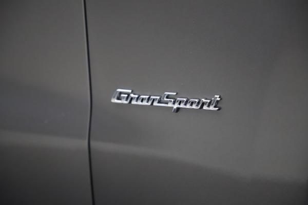 New 2021 Maserati Levante Q4 GranSport for sale $93,585 at Maserati of Greenwich in Greenwich CT 06830 26