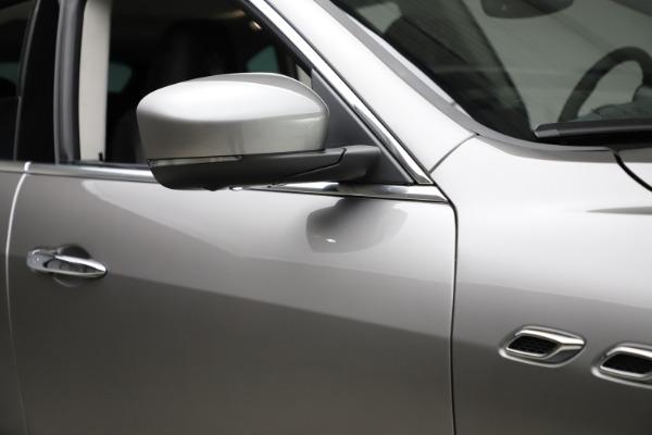 New 2021 Maserati Levante Q4 GranSport for sale $93,585 at Maserati of Greenwich in Greenwich CT 06830 27