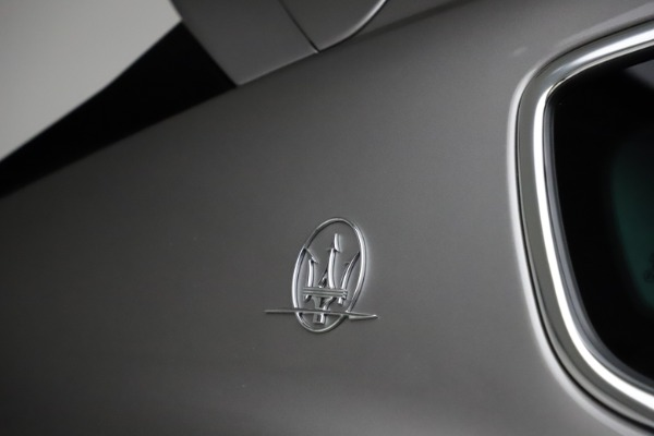 New 2021 Maserati Levante Q4 GranSport for sale $93,585 at Maserati of Greenwich in Greenwich CT 06830 28