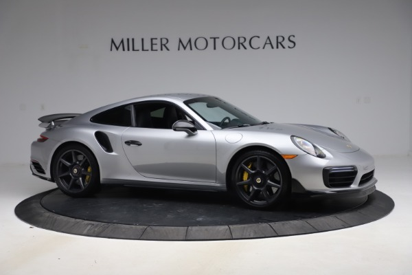 Used 2019 Porsche 911 Turbo S for sale $177,900 at Maserati of Greenwich in Greenwich CT 06830 10