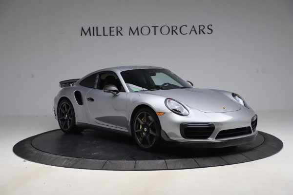 Used 2019 Porsche 911 Turbo S for sale $177,900 at Maserati of Greenwich in Greenwich CT 06830 11