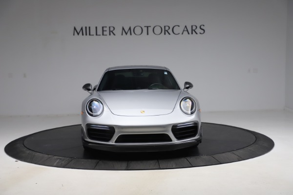 Used 2019 Porsche 911 Turbo S for sale $177,900 at Maserati of Greenwich in Greenwich CT 06830 12