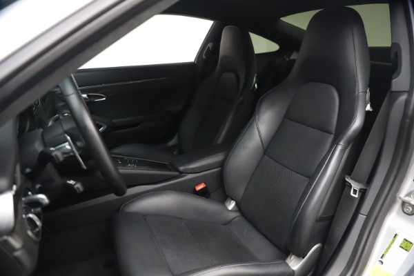 Used 2019 Porsche 911 Turbo S for sale $177,900 at Maserati of Greenwich in Greenwich CT 06830 18