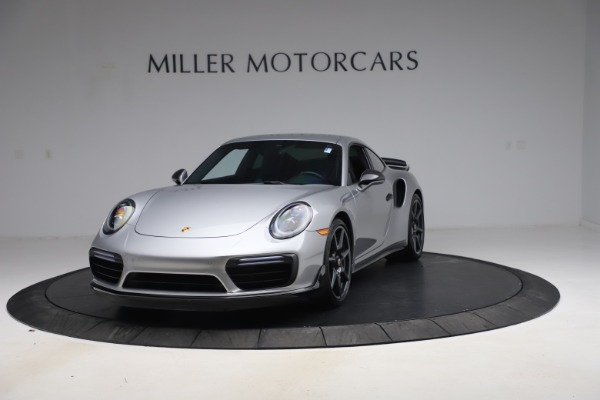 Used 2019 Porsche 911 Turbo S for sale $177,900 at Maserati of Greenwich in Greenwich CT 06830 2