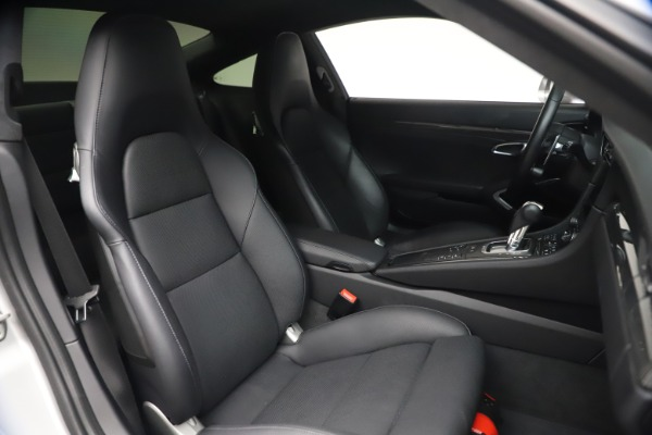 Used 2019 Porsche 911 Turbo S for sale $177,900 at Maserati of Greenwich in Greenwich CT 06830 24