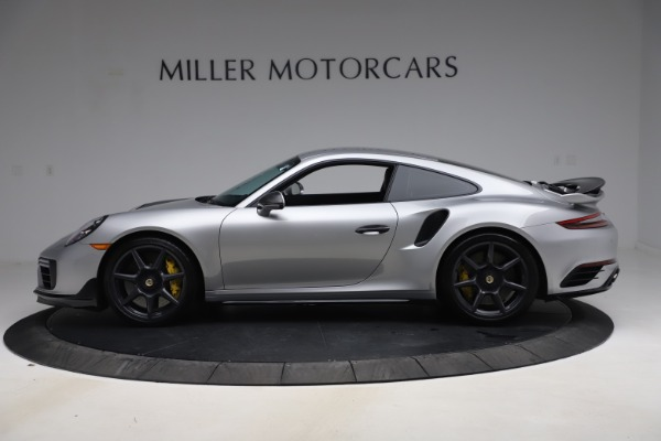 Used 2019 Porsche 911 Turbo S for sale $177,900 at Maserati of Greenwich in Greenwich CT 06830 3