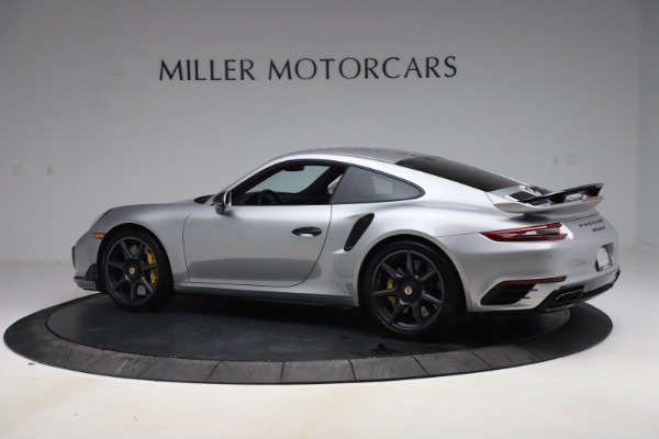 Used 2019 Porsche 911 Turbo S for sale $177,900 at Maserati of Greenwich in Greenwich CT 06830 4