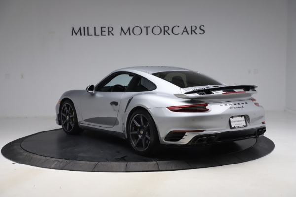 Used 2019 Porsche 911 Turbo S for sale $177,900 at Maserati of Greenwich in Greenwich CT 06830 5
