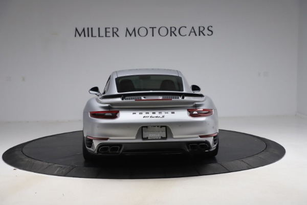 Used 2019 Porsche 911 Turbo S for sale $177,900 at Maserati of Greenwich in Greenwich CT 06830 6