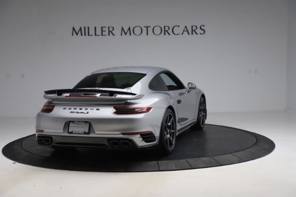 Used 2019 Porsche 911 Turbo S for sale $177,900 at Maserati of Greenwich in Greenwich CT 06830 7