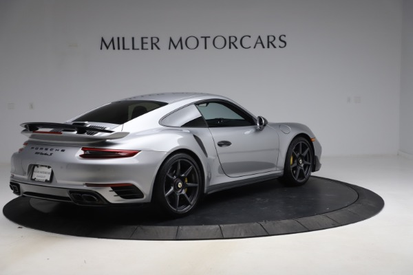 Used 2019 Porsche 911 Turbo S for sale $177,900 at Maserati of Greenwich in Greenwich CT 06830 8