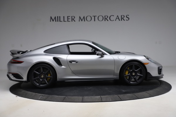 Used 2019 Porsche 911 Turbo S for sale $177,900 at Maserati of Greenwich in Greenwich CT 06830 9