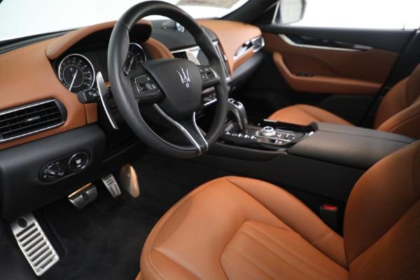 New 2021 Maserati Levante Q4 for sale $85,625 at Maserati of Greenwich in Greenwich CT 06830 14