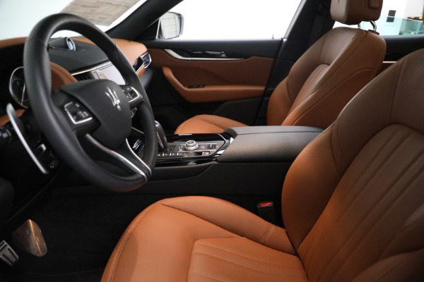 New 2021 Maserati Levante Q4 for sale $85,625 at Maserati of Greenwich in Greenwich CT 06830 15
