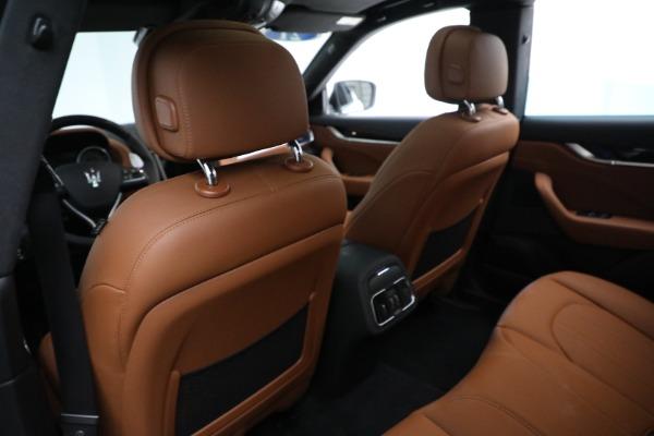 New 2021 Maserati Levante Q4 for sale $85,625 at Maserati of Greenwich in Greenwich CT 06830 18