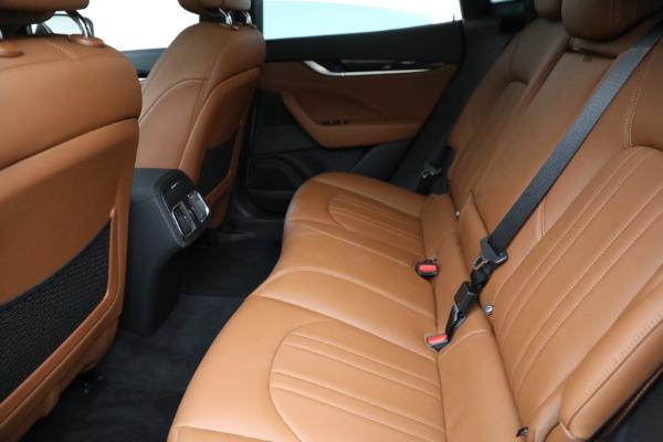 New 2021 Maserati Levante Q4 for sale $85,625 at Maserati of Greenwich in Greenwich CT 06830 19