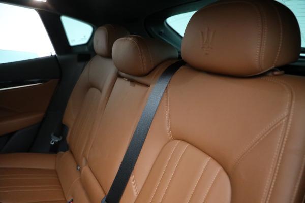 New 2021 Maserati Levante Q4 for sale $85,625 at Maserati of Greenwich in Greenwich CT 06830 20