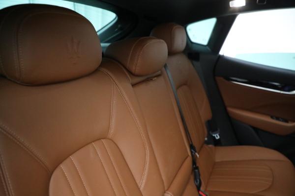 New 2021 Maserati Levante Q4 for sale $85,625 at Maserati of Greenwich in Greenwich CT 06830 27