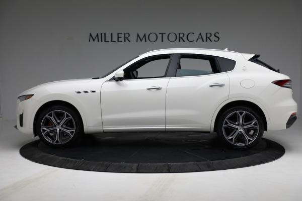New 2021 Maserati Levante Q4 for sale $85,625 at Maserati of Greenwich in Greenwich CT 06830 3