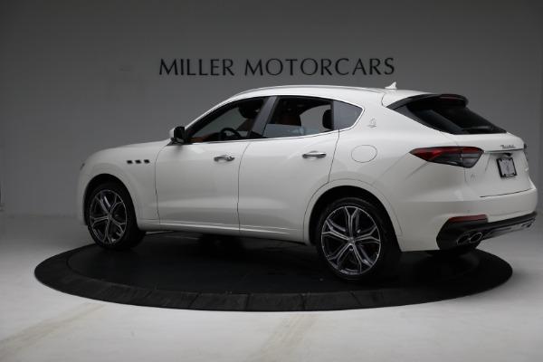 New 2021 Maserati Levante Q4 for sale $85,625 at Maserati of Greenwich in Greenwich CT 06830 4