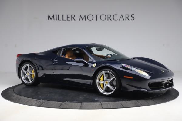Used 2011 Ferrari 458 Italia for sale $179,900 at Maserati of Greenwich in Greenwich CT 06830 10