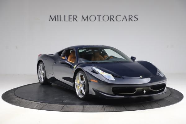 Used 2011 Ferrari 458 Italia for sale $179,900 at Maserati of Greenwich in Greenwich CT 06830 11
