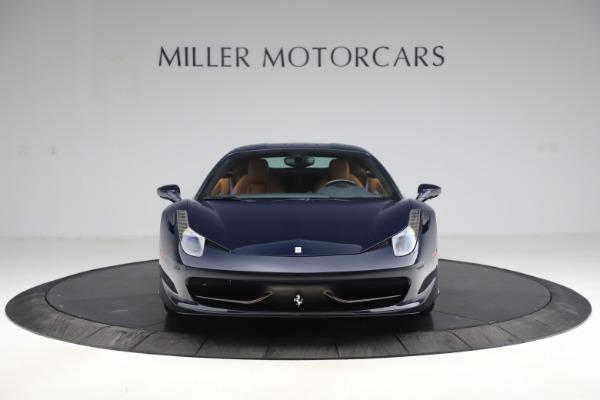 Used 2011 Ferrari 458 Italia for sale $179,900 at Maserati of Greenwich in Greenwich CT 06830 12