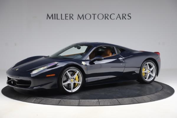 Used 2011 Ferrari 458 Italia for sale $179,900 at Maserati of Greenwich in Greenwich CT 06830 2