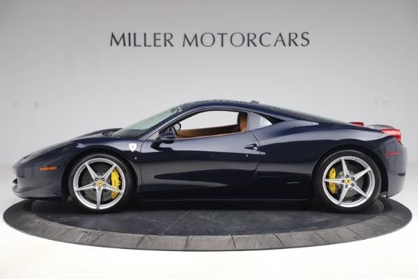 Used 2011 Ferrari 458 Italia for sale $179,900 at Maserati of Greenwich in Greenwich CT 06830 3